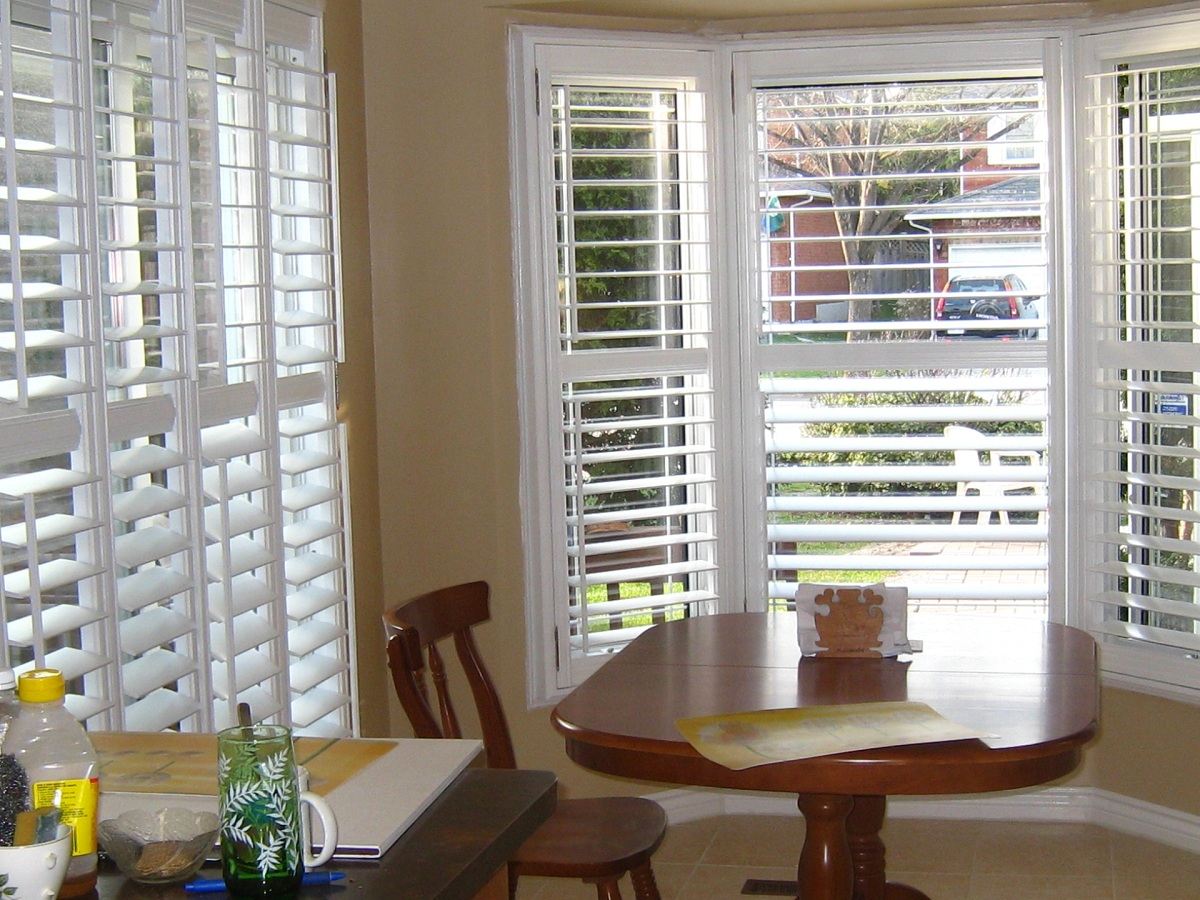 Interior vs Exterior Window Shutters